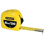 Stanley Hand Tools 30-456 26' Metric/English Rule