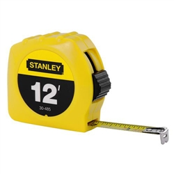 Stanley Hand Tools 30-485 12' Tape Rule