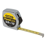 Stanley Hand Tools 33-215 12' Metric/English Tape