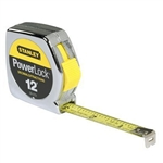 Stanley Hand Tools 33-272 12' Decimal Scale Tape