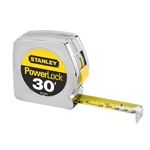 Stanley Hand Tools 33-430 30' Tape Rule PowerLock