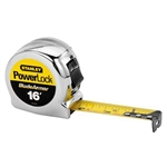 Stanley Hand Tools 33-516 16' Tape Rule PowerLock