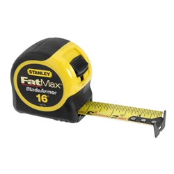 Stanley Hand Tools 33-716 16' Tape Rule FatMax