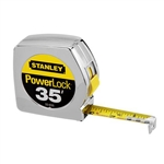 Stanley Hand Tools 33-835 35' Tape Rule PowerLock