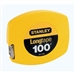 Stanley Hand Tools 34-106 100' Steel Tape