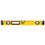 "Stanley Fatmax Box Beam Level - 24"" - Stanley 43-524"