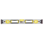 "Stanley Fatmax Box Beam Level Magnetic - 24"" - Stanley 43-525"