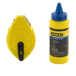 Stanley Hand Tools 47-442 100' Chalk Reel