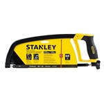 "Stanley STHT20139L 12"" X 4 3/8"" Hacksaw Rubber Grip - Adjustable Length"