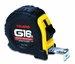 Tajima Hand Tools G-16BW Features 16 ft. x 1 inch wide steel tape with new Hyper-Coat blade coating