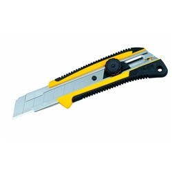 Tajima Hand Tools LC-661 Features Ultra-sharp, heavy-duty 1 inch (25 mm) wide x 0.7 mm thick Rock Hard 7-pt. snap-blade