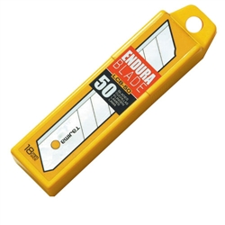 Tajima Hand Tools LCB-50-50 Features Ultra-sharp, precision-cut 3/4 inch (18 mm) wide snap-blades