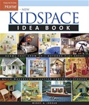 Taunton Press 070776 Taunton's New Kidspace idea Book, Paperback 9-3/16 x 10-7/8 in. 160 pages, with color photos and drawings