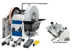 Tormek TBD806 T8 Drilling Kit