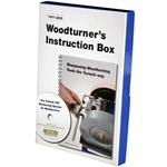 Tormek TNT300 Turner's Instruction Box