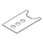 Trend Tools U*WP-MT/15 Front Clamp Plate