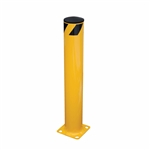 Vestil BOL-42-5.5 Steel Pipe Safety Bollard 42 X 5-1/2 In - Protective Barriers