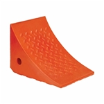Vestil URWC-15 Urethane Wheel Chock 8 X 8 X 11 - Loading Dock Equipment