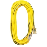 Voltec 05-00366 100 Foot 12/3 Sjtw Blue / Yellow
