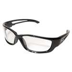 Edge GSK-XL111 Kazbek XL - Black / Clear Lens with Gasket