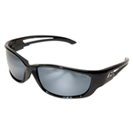 Edge GSK-XL117 Kazbek XL - Black / Silver Mirror Lens with Gasket