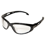 Edge GSW111AF Dakura - Black / Clear Anti-Fog Lens with Gasket