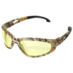Edge GSW112CF Dakura - Camouflage / Yellow Lens with Gasket