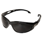 Edge GSW116AF Dakura - Black / Smoke Anti-Fog Lens with Gasket