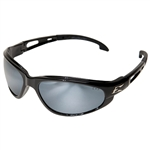 Edge GSW117 Dakura - Black / Silver Mirror Lens with Gasket