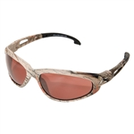 "Edge GTSM215CF Dakura Polarized - Camouflage / Copper ""Driving"" Lens with Gasket"