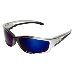 Edge SK118 Kazbek - Black / Blue Mirror Lens