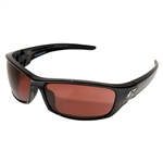 "Edge SR115 Reclus - Black / Copper ""Driving"" Lens"