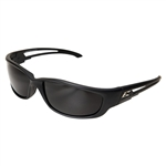 Edge TSK-XL216 Kazbek XL Polarized - Black / Smoke Lens
