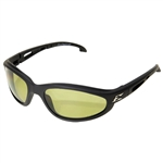 Edge TSM212 Dakura Polarized  - Black /  Yellow Lens