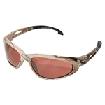 "Edge TSM215CF Dakura Polarized - Camouflage / Copper ""Driving"" Lens"