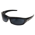 Edge TSR21-G15-7 Reclus Polarized - Black / G-15 Silver Mirror Lens