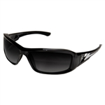 Edge TXBG216 Brazeau - Black / Polarized Gradient lens