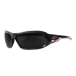 Edge XB116-P1 Brazeau Patriot 1 - Black / Smoke Lens