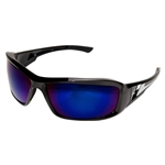 Edge XB118 Brazeau - Black / Blue Mirror lens