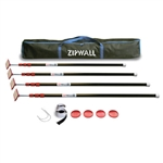 ZipWall ZP4 Four Pack Zip Wall Zip Pole