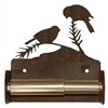 TP Holder with Spring Type Bar - Chickadee  Designs