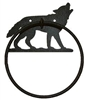 Towel Ring - Wolf Design