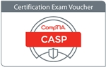 CompTIA Advanced Security Practioner (CASP) Exam Voucher