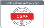 CompTIA Cybersecurity Analyst (CSA+) Voucher