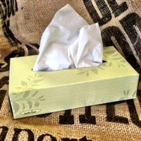 Cascades Facial Tissue, Flat Box