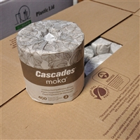 Cascades Perform Recycled Bathroom Tissue