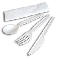 Jaya Compostable Cutlery - Retail Packs
