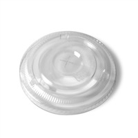 EcoSource PET Clear Cold Cup Flat Lid