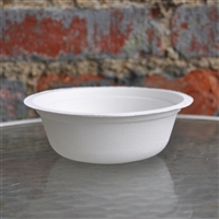 EcoSource Compostable Bagasse Bowl 12 oz