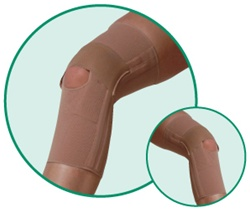 Patellaligner Knee Brace.